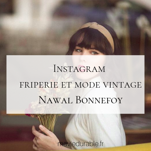 nawall bonnefoy top 5 instagram mode retro
