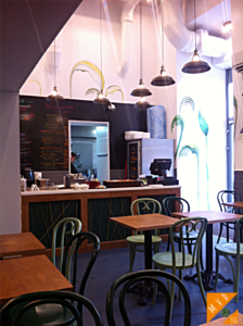Find a vegetarian place to eat in Warsaw
